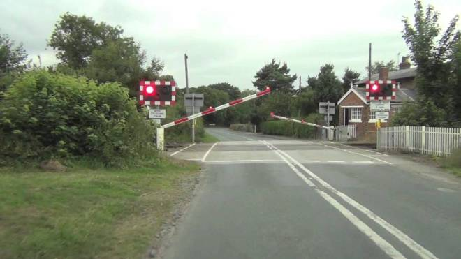 b.agnes level crossing