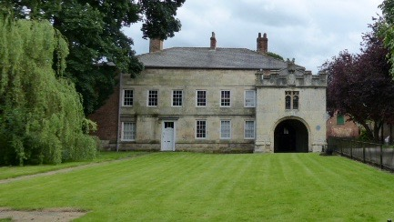 Bishop's Palace, Howden