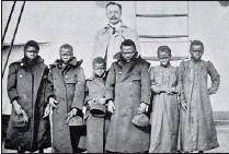 Brandesburton pygmies