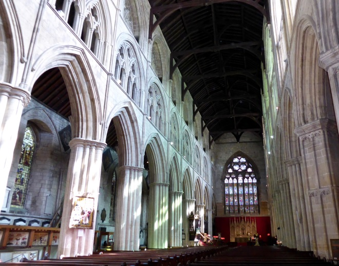 Brid Priory church