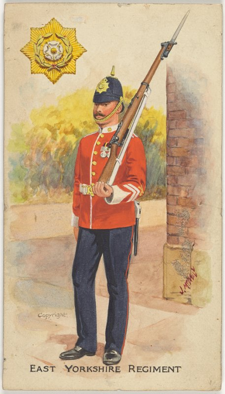 EY regiment 1908