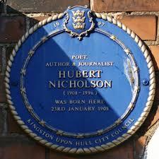 Hubert Nicholson