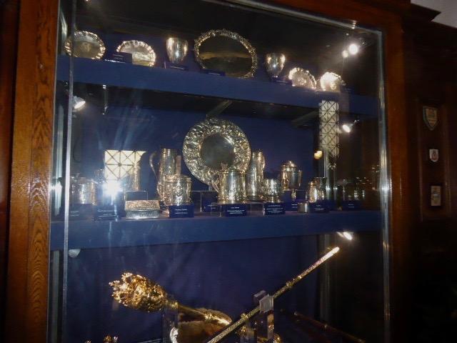 Hull Corpn silver
