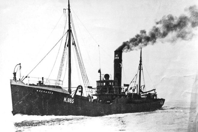 Hull-trawler-memories-1900 steam trawler