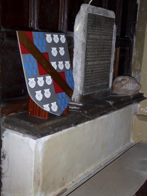 Little Sir Maramaduke Constable's tomb