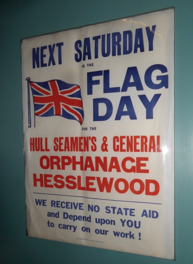 Seamen's orphanage