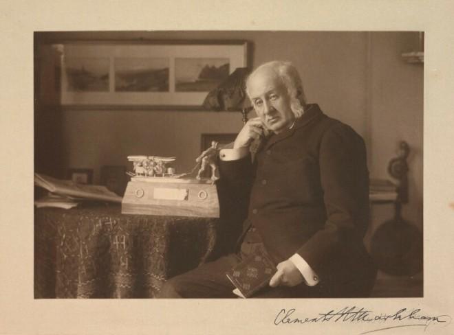 sir clemts markham