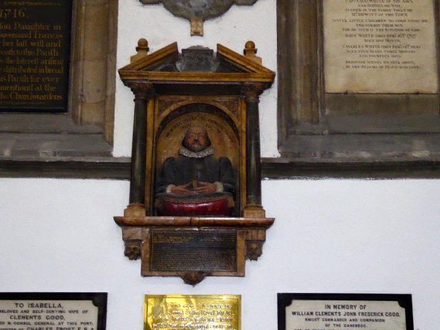 Thomas Whincopp memorial