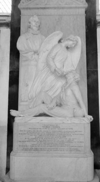 Thos Ferres memorial